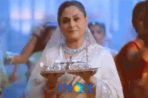 Till date she remains an embodiment of her famous character, Guddi. Happy birthday, Jaya Bachchan.