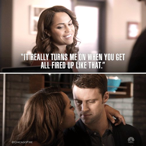 Those #Dawsey marriage vibes though... #ChicagoFire https://t.co/Ss8uP...