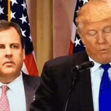 Chris Christie when #Bridgegate characters are actually going to jail:...