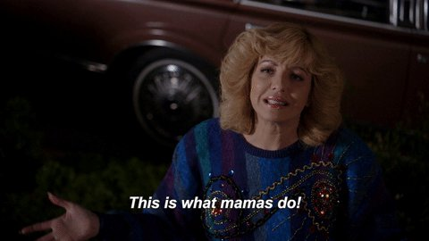 Mamas, there's nothing better! ❤️ #TheGoldbergs https://t.co/1XPjYln4K...