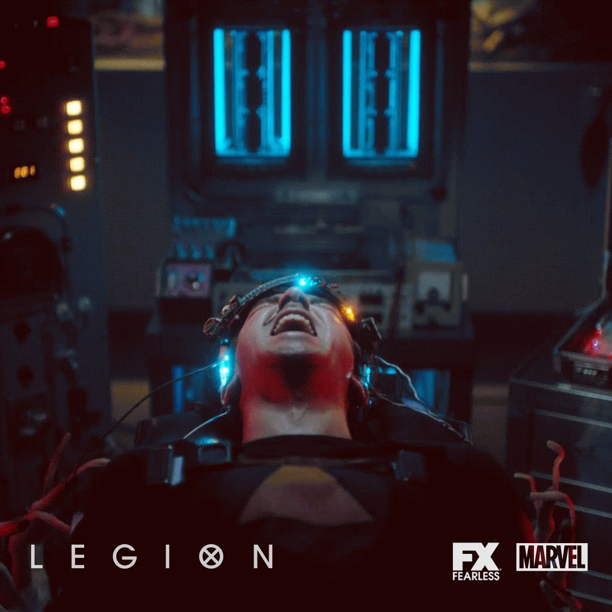 Grappling with co-dependency issues. #LegionFX https://t.co/y6OefKHNzu