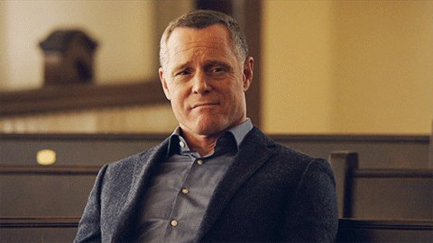 This man is strong, reliable, devoted, and compassionate. Hank Voight...