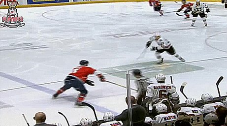 ZZ does what ZZ does best - snipe from the slot. @WHLHurricanes lead 3...