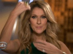 Happy Birthday to Celine Dion, serving looks for 49 years!
