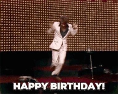 Happy Birthday Gerard.