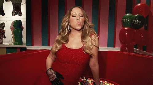 HAPPY BIRTHDAY !! Mariah Carey may not be an icon, but you definitely are