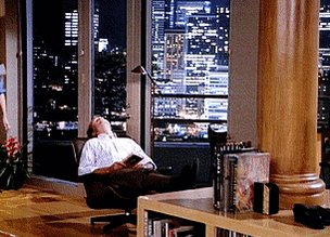 Incredible Seen On Set On Twitter Frasier In His Eames Lounge Chair Alphanode Cool Chair Designs And Ideas Alphanodeonline