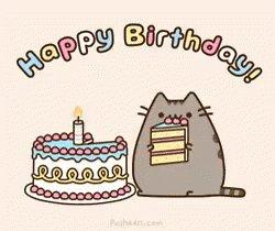ahhhh happy birthday hun! I hope you enjoy your day!