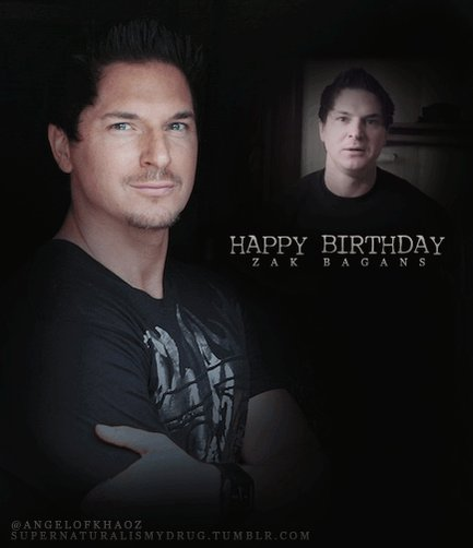 Happy birthday Zak have a amazing day