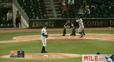 Zack Burdi threw six pitches of 100+ MPH or more in the 8th inning! Here's his inning-ending strikeout. #WhiteSox https://t.co/3qLF2m8GXZ