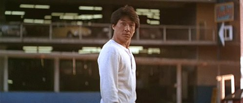 A happy 63rd birthday to a beloved movie icon, the unique, charming and totally badass Jackie Chan.