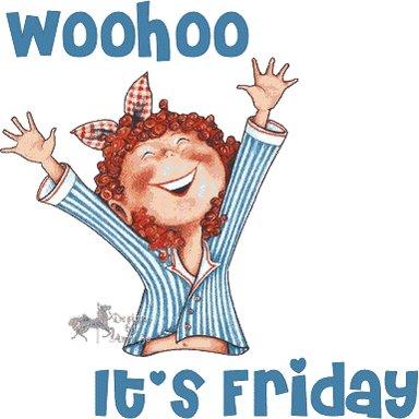 #Woohoo we're feeling that #Fridayfeeling too!