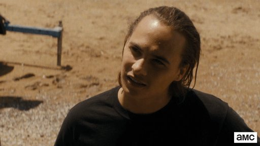 Happy birthday Frank Dillane! The apocalypse may be tough, but it\d be a much harsher place without you.