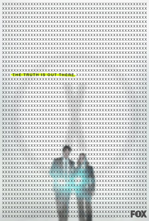 #TheXFiles are opening back up…