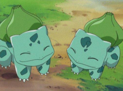 Bulbasaur's got that #FridayFeeling! #Pokemon