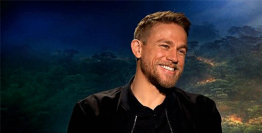 Happy 37th Birthday Charlie Hunnam