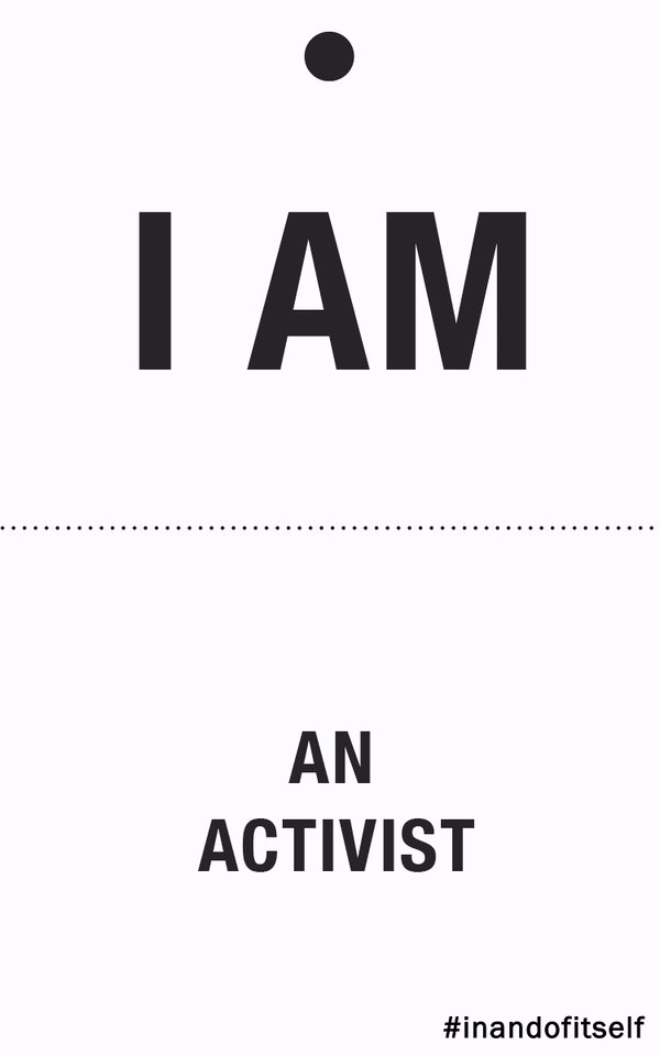 I AM ________? Screenshot to find your answer. @InandOfItself opens TONIGHT! https://t.co/gBFy2jWh1l