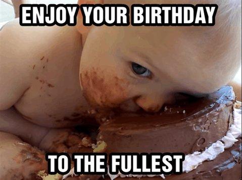 Adorable. Happy 1st birthday!!