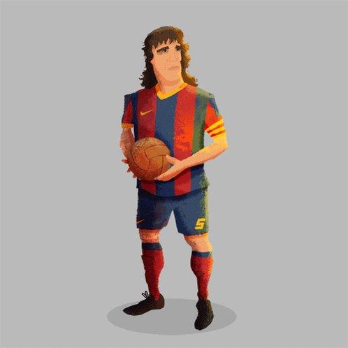 Happy birthday to Barcelona legend Carles Puyol!