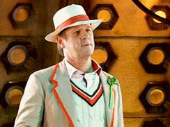 Happy 66th birthday to Peter Davison, aka