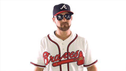 The first home run in the history of @SunTrustPark belongs to Ender Inciarte!! #ChopOn