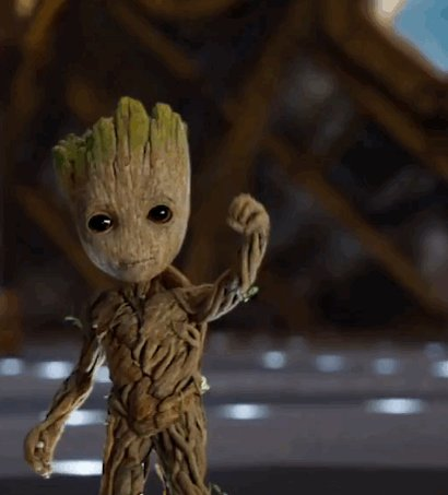 BABY GROOT IS STILL THE CUTEST THING I'VE EVER SEEN https://t.co/ZEFDbpChpd