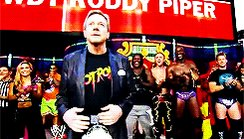 Happy Birthday to the late Roddy Piper.
