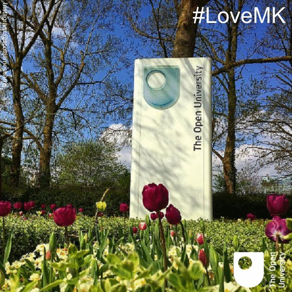 What's not to love about this place? Our MK campus is looking beautifu...