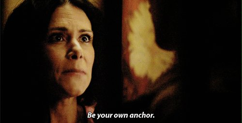 #TuesdayMotivation from Mama McCall herself 💟 @MTVteenwolf @MelissaPonzio1