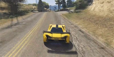 Oh good, autonomous cars are learning to drive by playing Grand Theft Auto V https://t.co/Gk31vCS7S0 https://t.co/PuCCvGIPVS