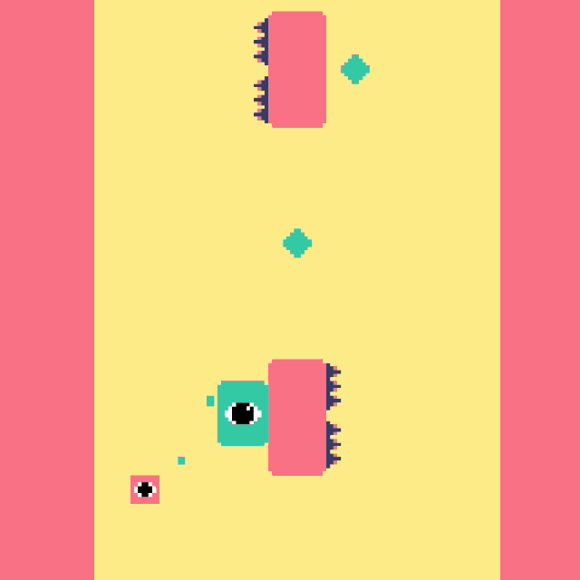 Progress on my endless wall jumper is going pretty good, let's celebrate with an endless gif! #madewithunity http://t.co/2w0dhG5QQh