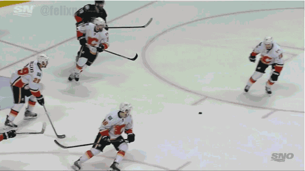 Matt Stajan really should have seen this coming: http://t.co/qDUfavZ0EU