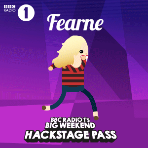 RT @BBCR1: It's down to you to make @Fearnecotton Hackstage Pass champion! Play as her character now! http://t.co/quMQojXhEq http://t.co/PB…