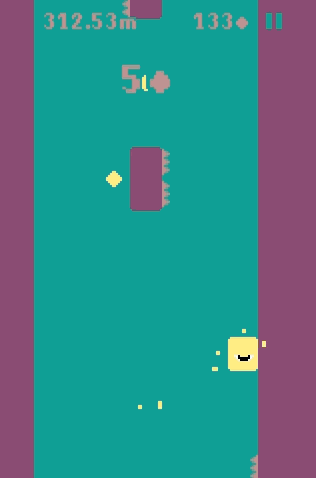 Terribly late to the 'verby noun' game (with Crossy Road marking its end) should I still name my game Jumpy Wall? http://t.co/LYVCBrZsDs