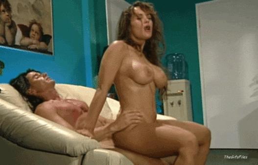 Lisa ann cowgirl porn gifs — 6