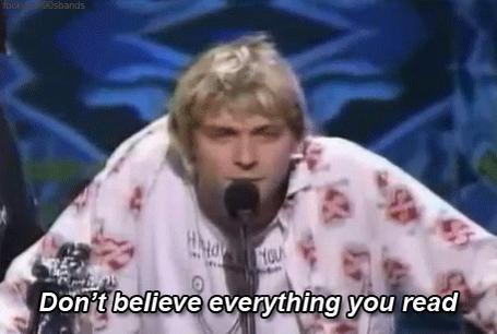 """#Playlist spécial #Nirvana pour """"Nevermind, 13 histoires grunge et noires"""" éd. @buchetchastel  http://t.co/t8xDhzWEC6"""