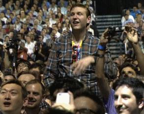 Video games, maaan. Video games. #E32015 http://t.co/bvTeB4fMLR