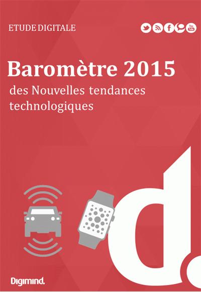 [Etude] Baromètre des tendances technologiques 2015 sur le web social http://t.co/r9mhifbrsO #socialmedia http://t.co/Z8uSuiYljI