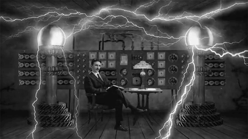 Happy 159th birthday, engineer & inventor Nikola #Tesla, whose alternating current system changed how we use #energy.