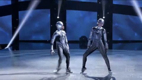 RT @DANCEonFOX: Is #RobotGoals a thing yet? Well it should be now!!! #sytycd http://t.co/ZGDvXuSml2
