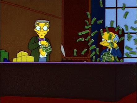 Hay un Simpson para cada momento del día #Blatter http://t.co/YjYG5JN78f