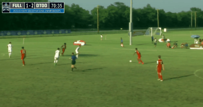 Goal of the tournament? What a strike! #SCTop10 #ROADtoOK http://t.co/DbdxV6nUBt