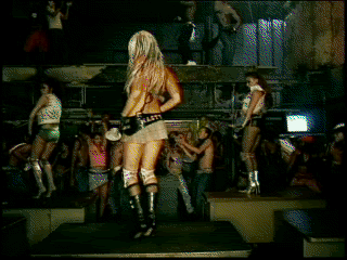 .@ComplexMag One of the most iconic of the 2000s, @Xtina's Dirrty! #PopVideoPicks http://t.co/GSU8gMrVeY