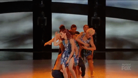 RT @DANCEonFOX: #SYTYCDstage moved like a blooming flower in this piece! #sytycd http://t.co/3fRoyOLT6f