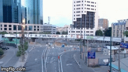 לבקשת הקהל, גשר מעריב עושה גל!  (ועכשיו די) http://t.co/95ABvUd66d