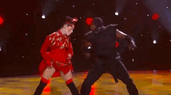 RT @DANCEonFOX: WHAAT?! @itsgabydiaz & All Star @Joshu_Allen DOMINATED during that @_Pharside & @krystalmeraz routine! 🙌 #sytycd http://t.c…