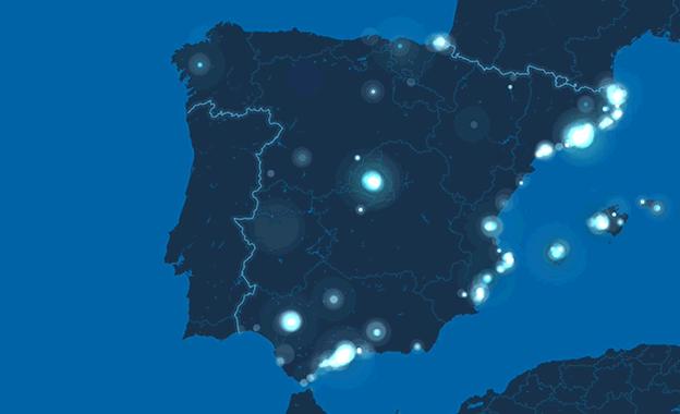 Así fue la actividad de pagos con tarjeta en España durante el mes de julio y agosto: http://t.co/y3G1fxn4zK #BigData http://t.co/JeglozVLFo