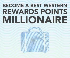 New promotion: #Win 1 million Best Western Rewards points! Enter at http://t.co/BrBqQltjkG #competition #travel http://t.co/KgrRKl3WNw