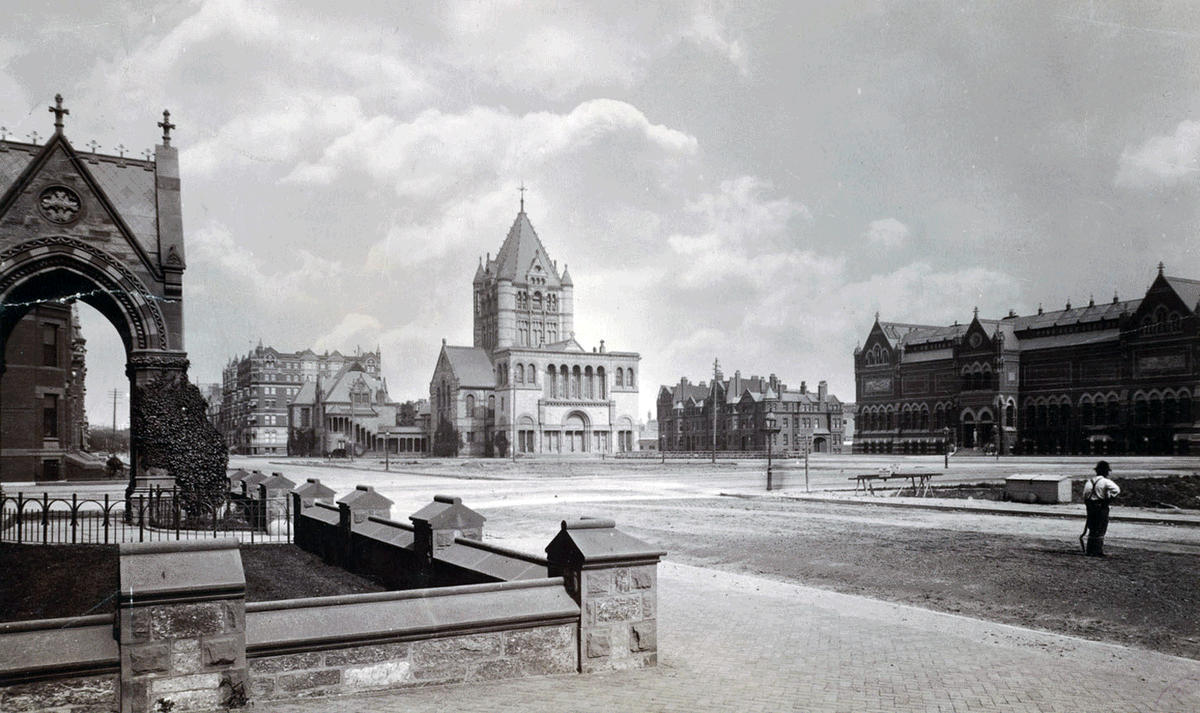 Boston in 1888 and 2015 http://t.co/lK1EKZ4K8g