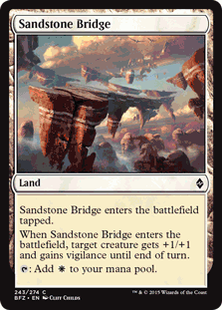 Spell lands are back and even better in #MTGBFZ! @nerdtothecore & @the_stybs share why: http://t.co/ywlFPh8Atz http://t.co/fXtKaLeIoD